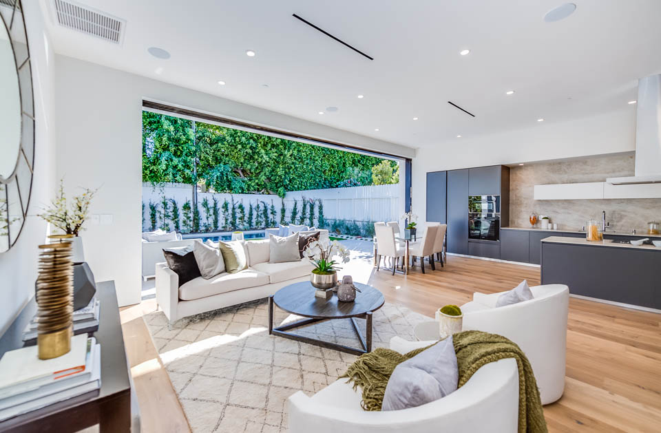 West Hollywood<br> Residence
